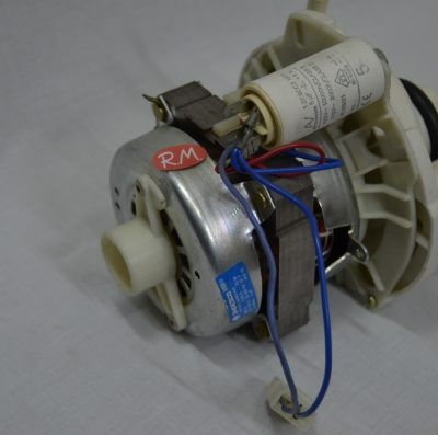 Motor lavado lavavajillas Ariston C00041106