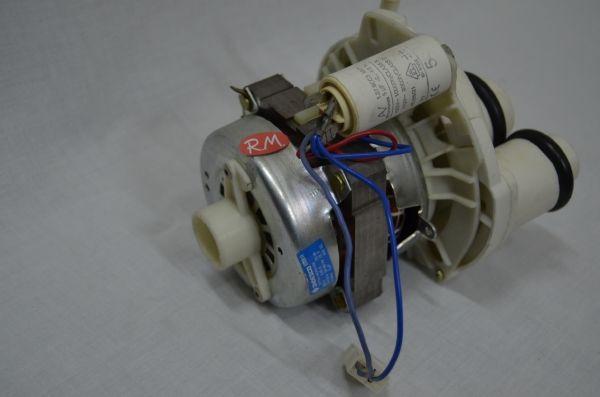 Motor lavado lavavajillas Ariston C00041106