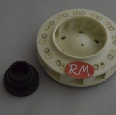 Kit hidráulico motor lavavajillas Miele 1142742