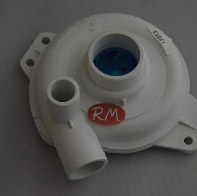 Hidráulica motor lavavajillas Smeg 3 bocas 690071087