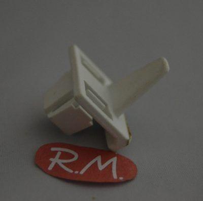 Pulsador micro puerta secadora Zanussi 1258374048
