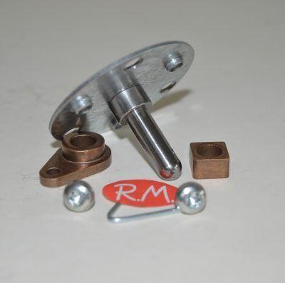 Kit eje bombo secadora Indesit C00113038