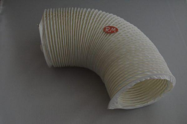 Tubo salida aire secadora 6 m x 125 mm