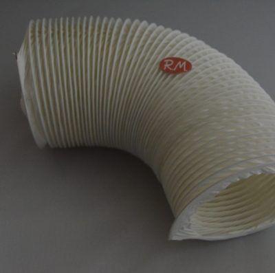Tubo salida aire secadora 6 m x 150 mm