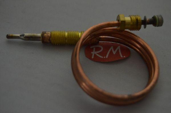 Termopar standar 400 mm rosca M-8