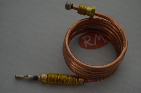 Termopar standar 750 mm rosca M-8