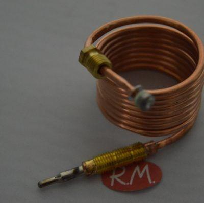 Termopar standar 1200 mm rosca M-8