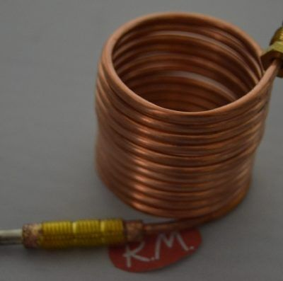 Termopar standar 1500 mm rosca M-8