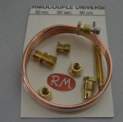 Termopar cocina universal 900 mm