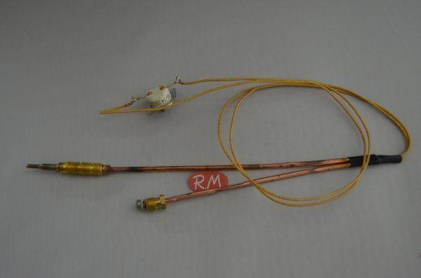 Termopar calentador Corberó Fagor con limitador CGI-275E 810005864