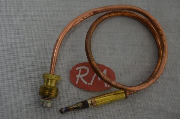 Termopar calentador agua Junkers W250 8747202212