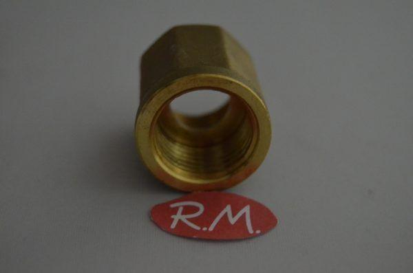 Racord Hembra 1/2 con pared para junta gas CC1907800