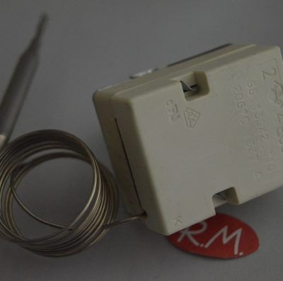 Termostato regulable freidora 205°