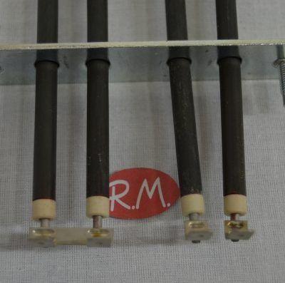 Resistencia horno eléctrico 1500W - 1100W 83140303
