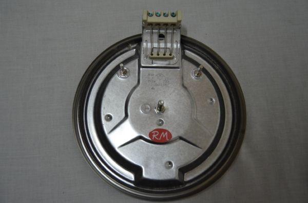 Placa blindada cocina eléctrica Ø180 mm 1500W