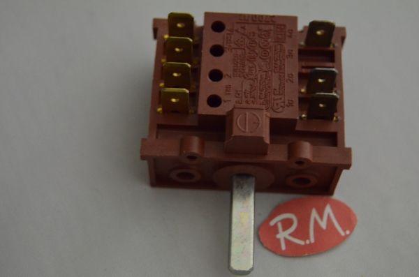 Conmutador horno Balay 4 posiciones
