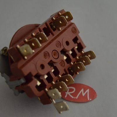 Conmutador horno Teka 5 posiciones RT600