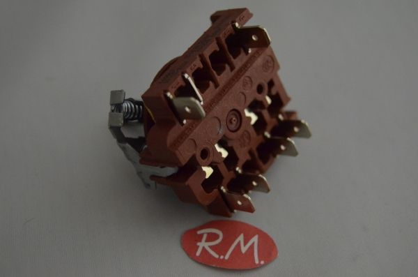 Conmutador horno Teka 4 posiciones HC490 83140101