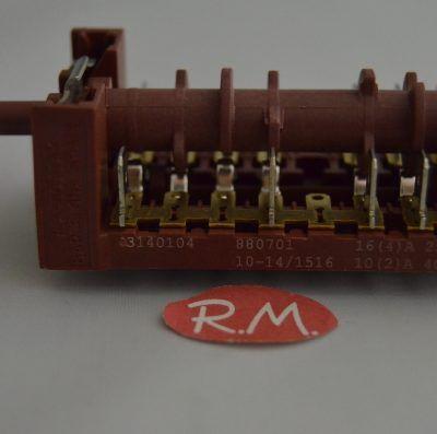 Conmutador horno Teka HC605 83140104