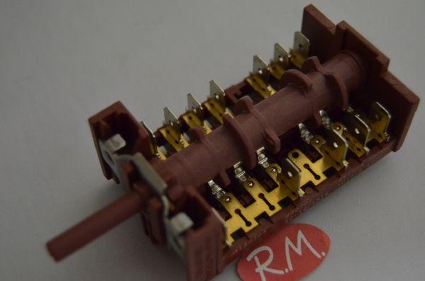 Conmutador horno Teka 8 posiciones HC605 83140104