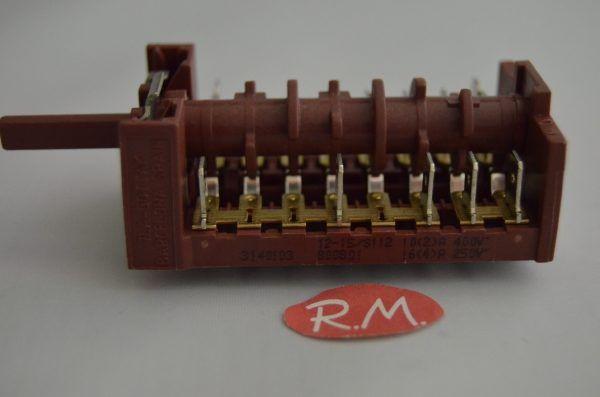 Conmutador horno Teka HC720 83140103