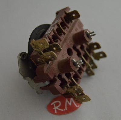 Conmutador horno Teka 3 posiciones H600ME 760505