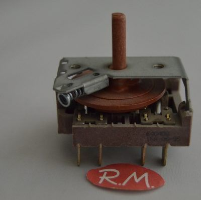 Conmutador horno Soberana 640408