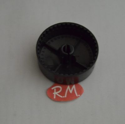 Mando termostato industrial 42 mm