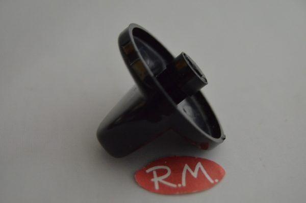Mando encimera gas Teka S98 negro 61004066N