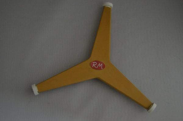 Estrella giro plato microondas Whirlpool VIP20 481953578131