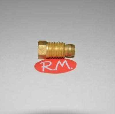 Racor bicono micropiloto 6 mm