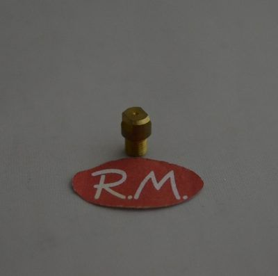 Inyector micropiloto 0,50 para gas butano