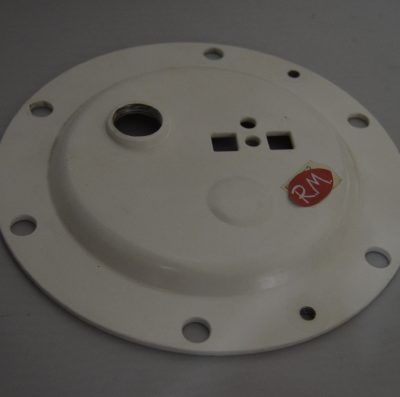 Portaresistencia termo eléctrico Corberó Ø180mm