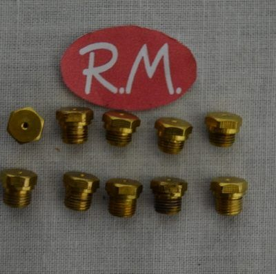 Conjunto inyectores a butano calentador Cointra COB10 398C0680