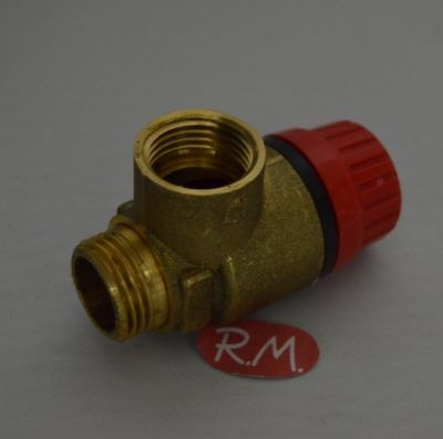 Válvula de seguridad caldera Cointra M15L 7485