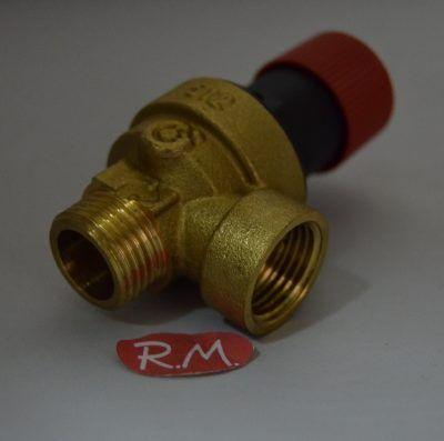 Válvula de seguridad caldera Beretta 4250 3 bar 90°