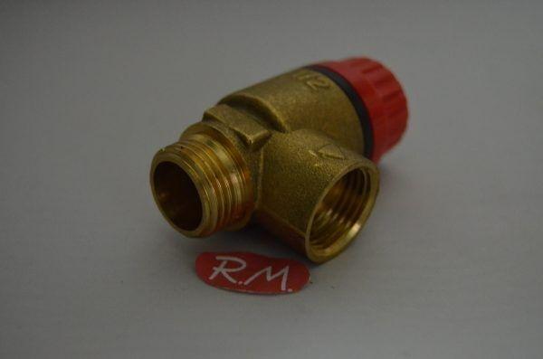 Válvula de seguridad caldera Cointra M15 7485
