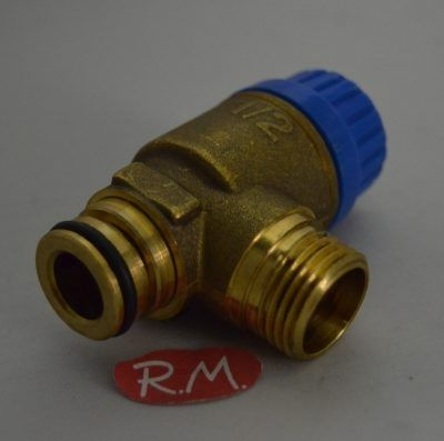 Válvula de seguridad caldera Saunier Duval Isofast 057229 90°