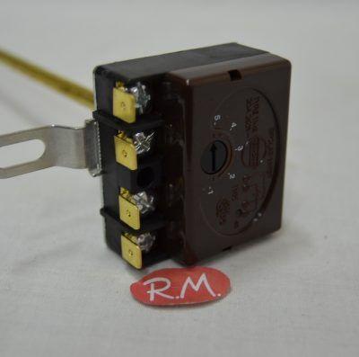 Termostato termo eléctrico varilla
