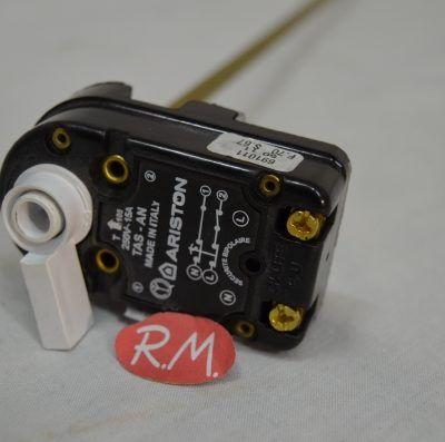 Termostato termo agua eléctrico Ariston - Fleck 691692