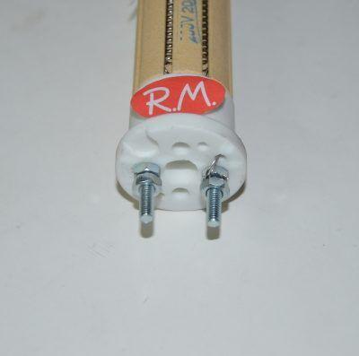 Resistencia cerámica termo agua eléctrico 29 x 590 mm 2000W