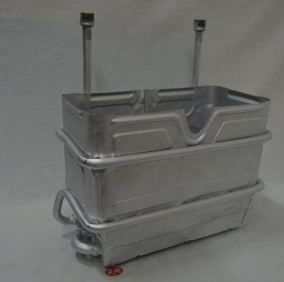Serpentín calentador de agua a gas Cointra 10 litros