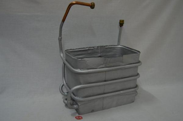 Serpentín calentador de agua a gas Fagor-Corberó 10 litros CA1648401