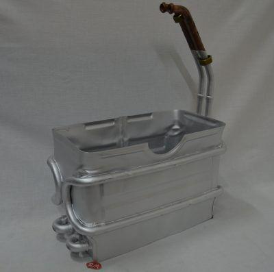 Serpentín calentador de agua a gas Saunier Duval 10 litros