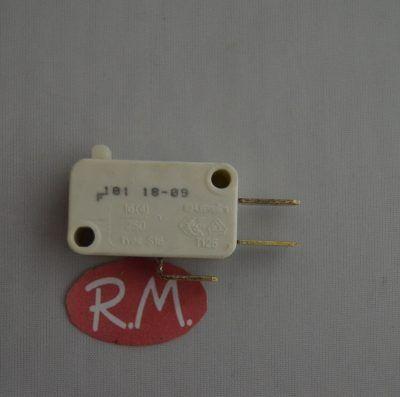 Microinterruptor caldera universal 3 contactos