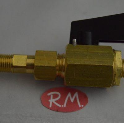 Llave llenado circuito calefacción caldera Junkers 87174051400