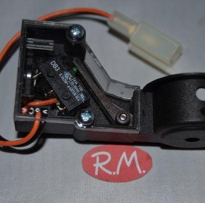 Microinterruptor calentador Vaillant MAG257943