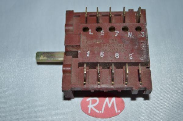 Conmutador radiador eléctrico Corcho 51000042