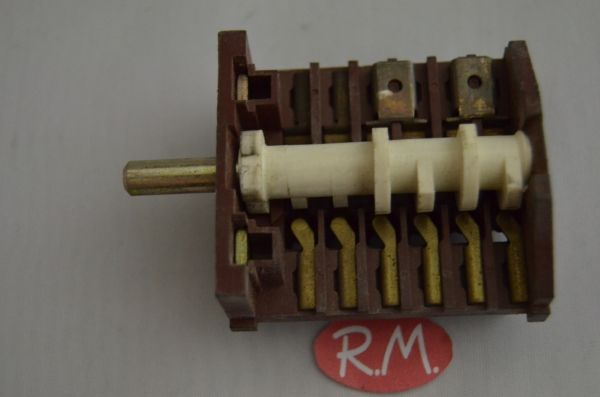 Conmutadores radiador eléctrico