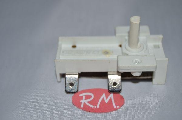 Termostato regulable radiador eléctrico 5 a 85°